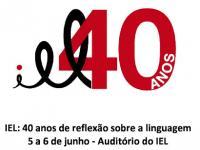 IEL 40 anos