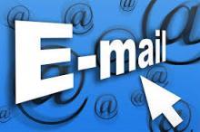 Email institucional, acesso, solicitação, configuração